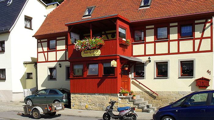 Haus Grit Zimmervermietung in Bad Schandau Sächsische